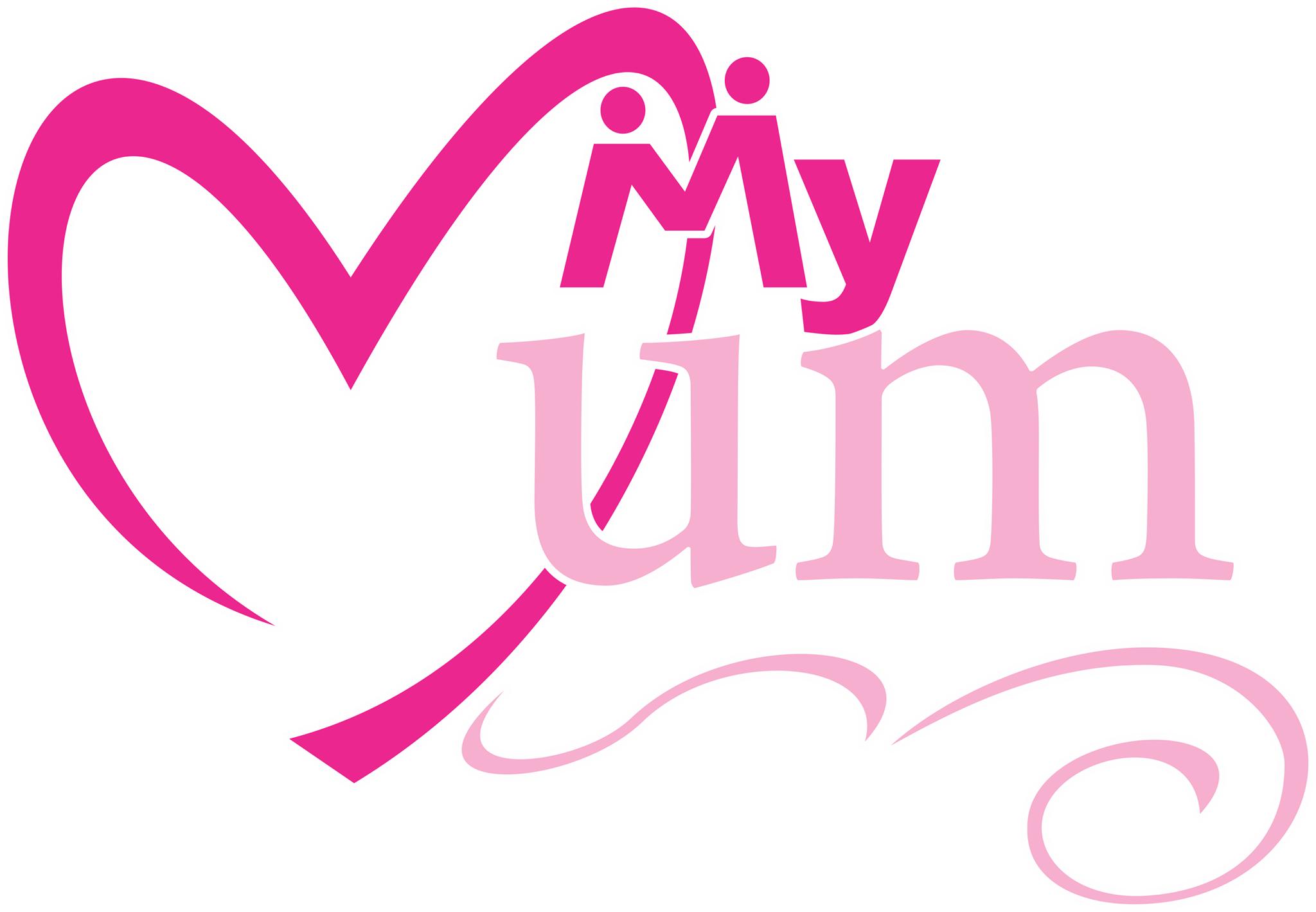 My-Mum Logo Design