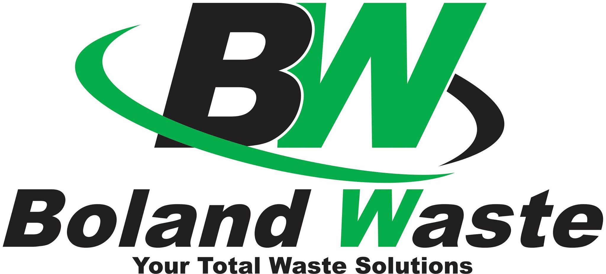 Boland Waste Logo revamp Design